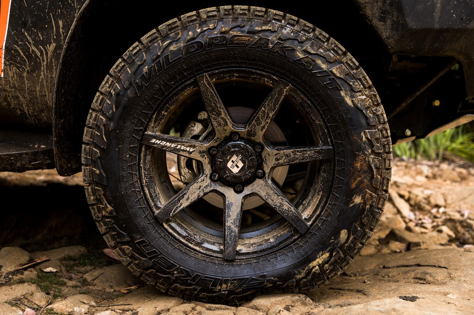 What are All-Terrain tyres?