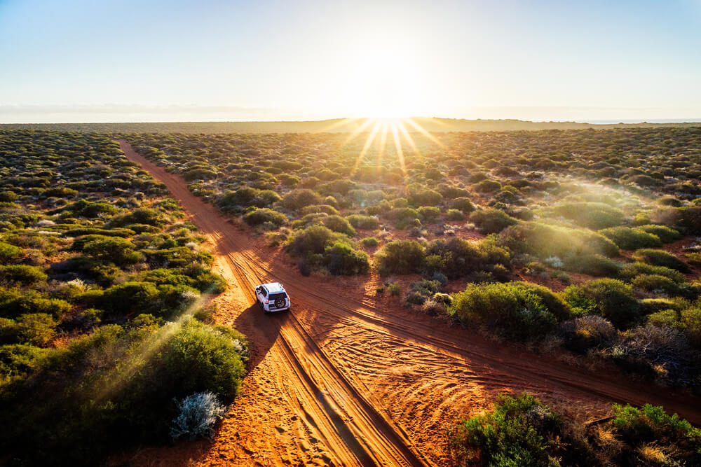 A Guide to Driving in Sand | Tyrepower