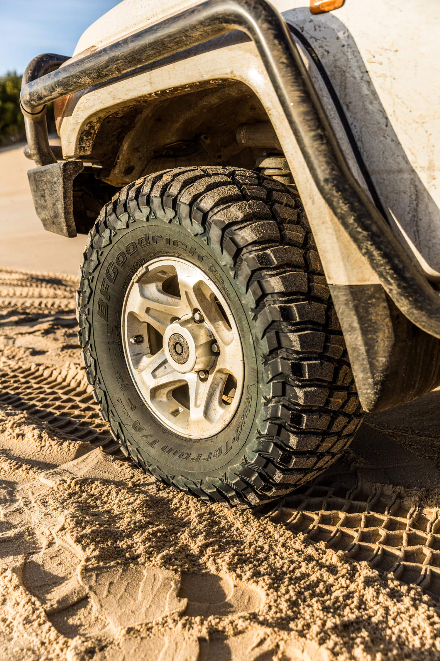 Mud Terrain Tyres Explained