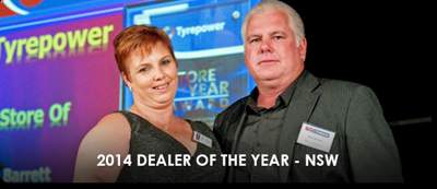 Dealer of the Year 2014 NSW