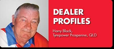 DEALER PROFILE: Harry Black, Tyrepower Proserpine, QLD
