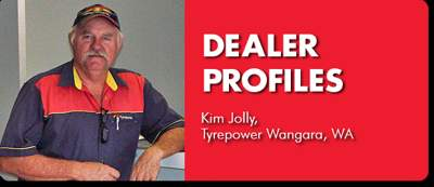 DEALER PROFILE: Kim Jolly, Tyrepower Wangara, WA