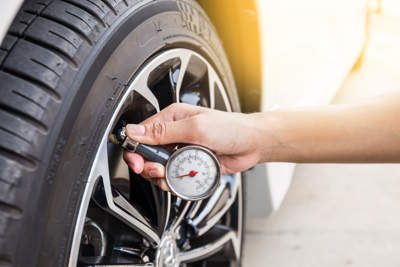 Guide to Properly Checking and Inflating Tyres