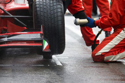 How are Racing Tyres Different to Regular Tyres?