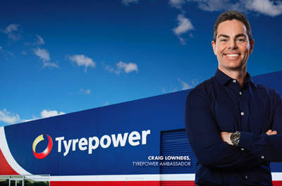 OCT 2018 TYREPOWER AMBASSADOR CRAIG LOWNDES WINS BATHURST 1000