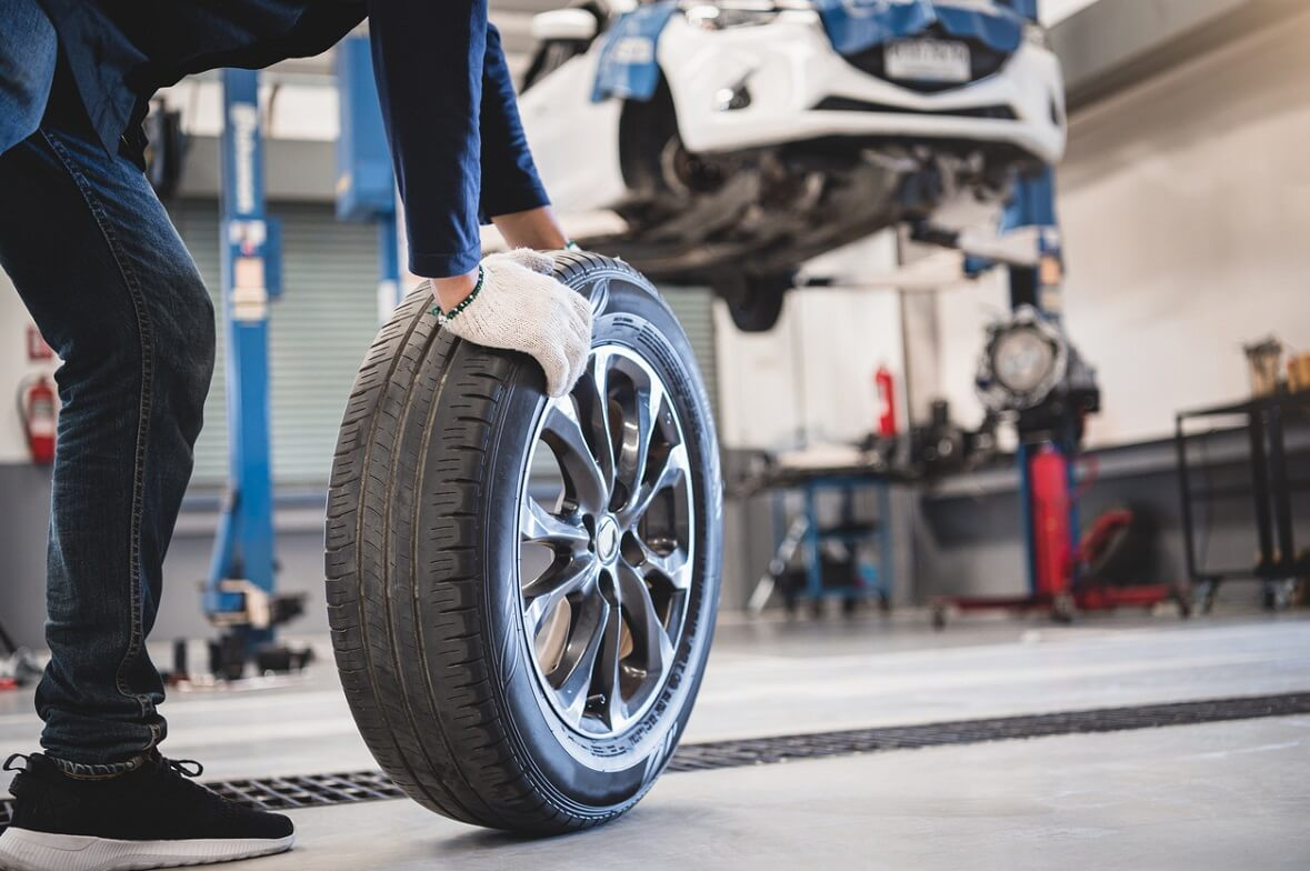 Understanding types of tyre wear
