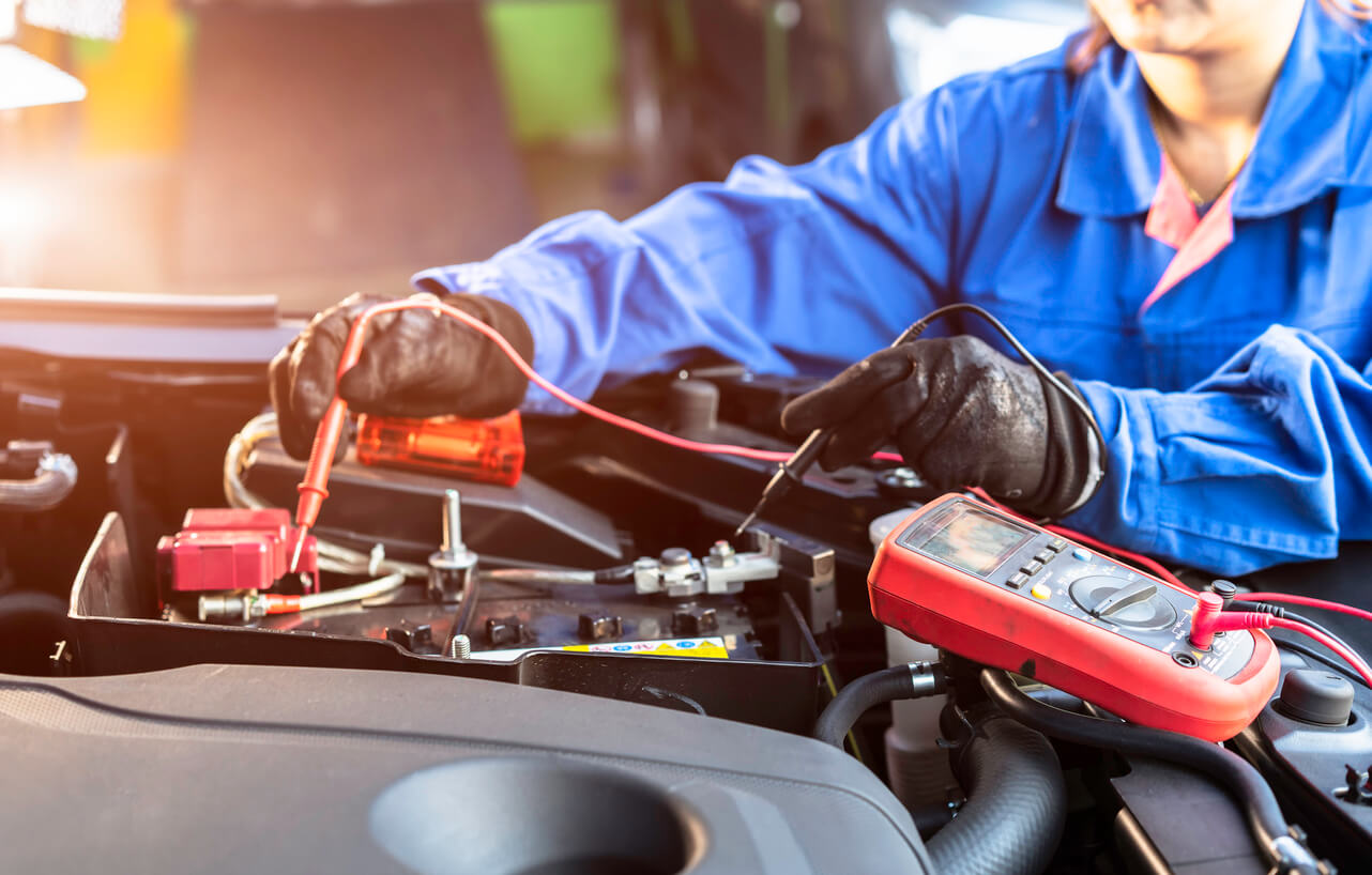 Signs of a faulty car battery