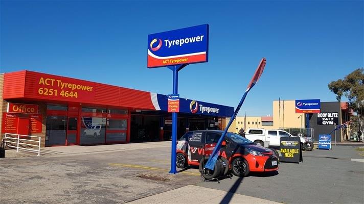 ACT Tyrepower
