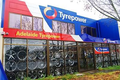 Adelaide Tyrepower