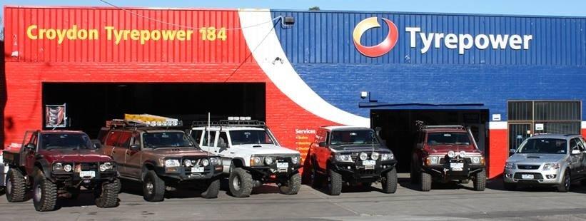 Croydon Tyrepower