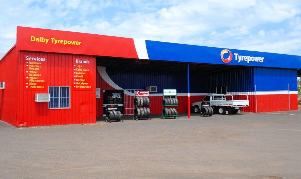Dalby Tyrepower