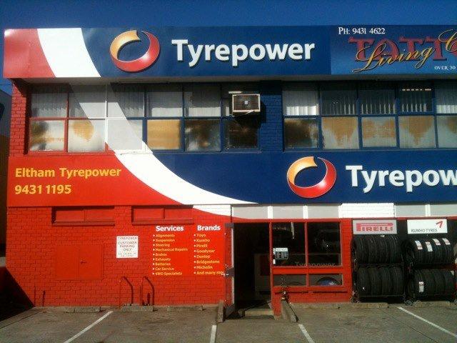 Eltham Tyrepower