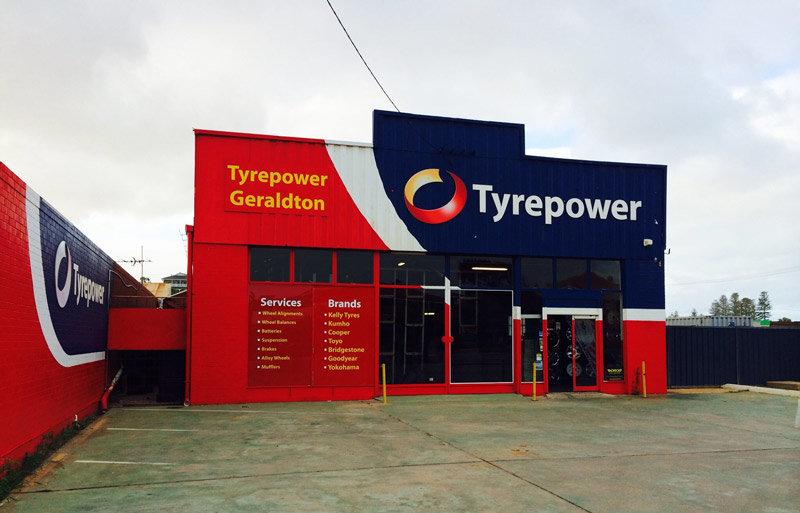Geraldton Tyrepower