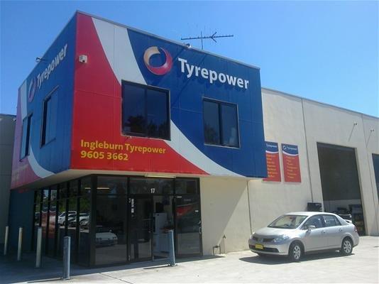 Ingleburn Tyrepower