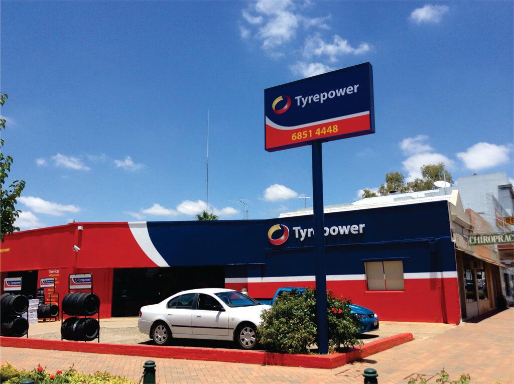 Jelbarts Tyrepower