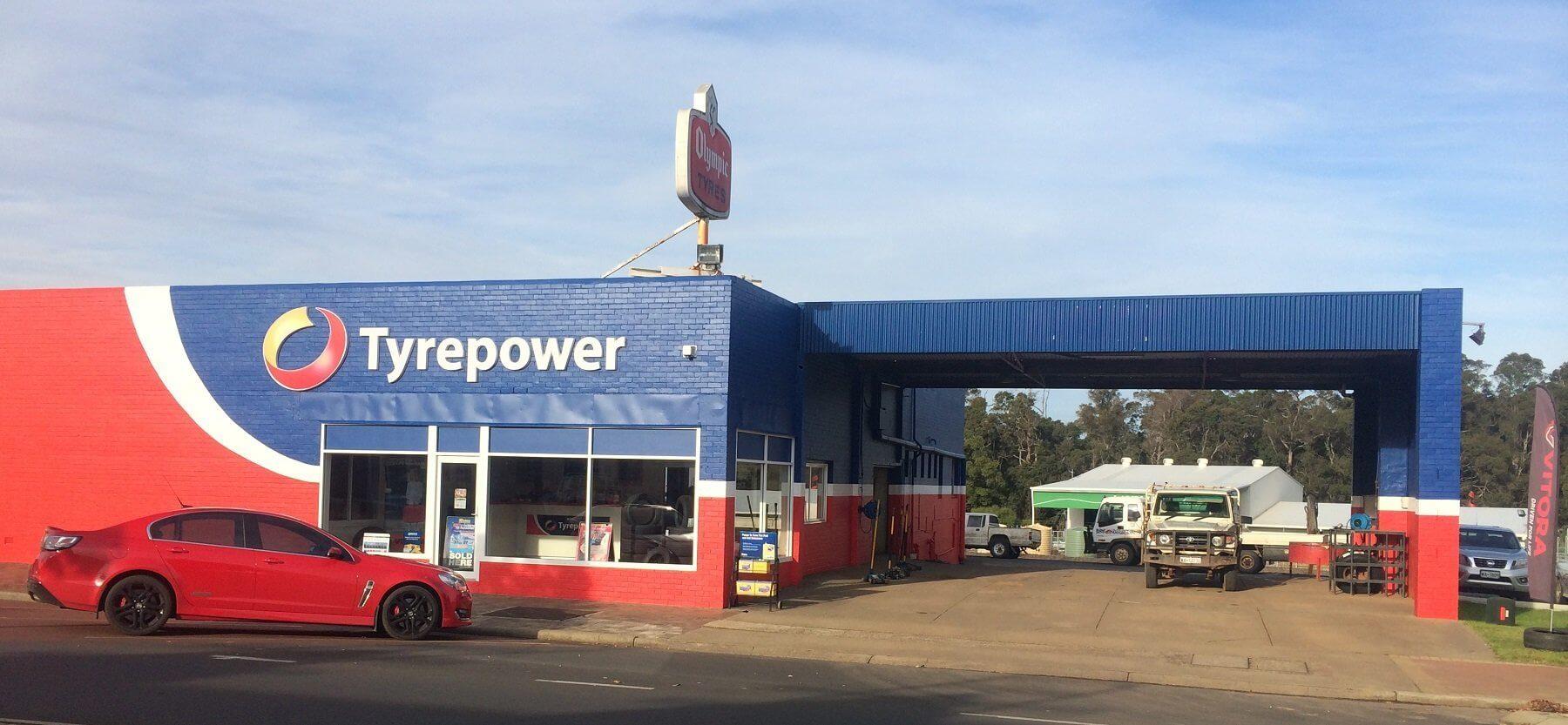 Manjimup Tyrepower