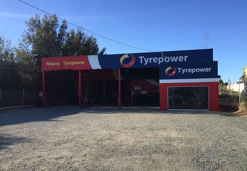 Mayes Tyrepower
