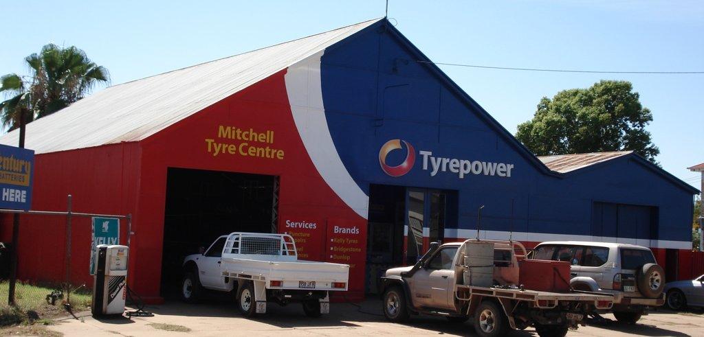 Mitchell Tyrepower