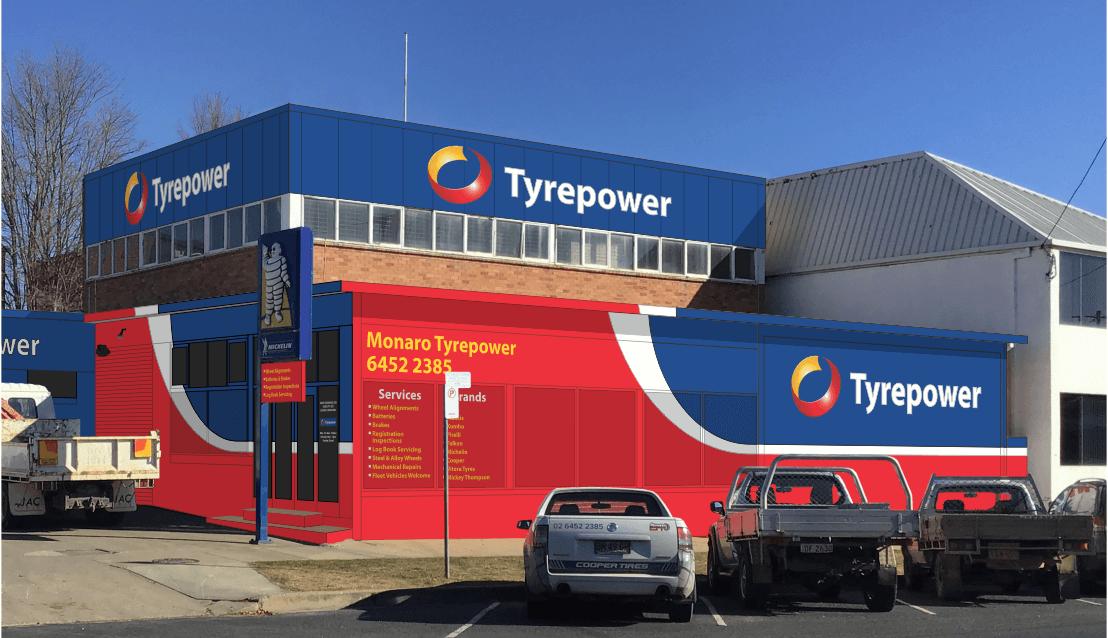Monaro Tyrepower