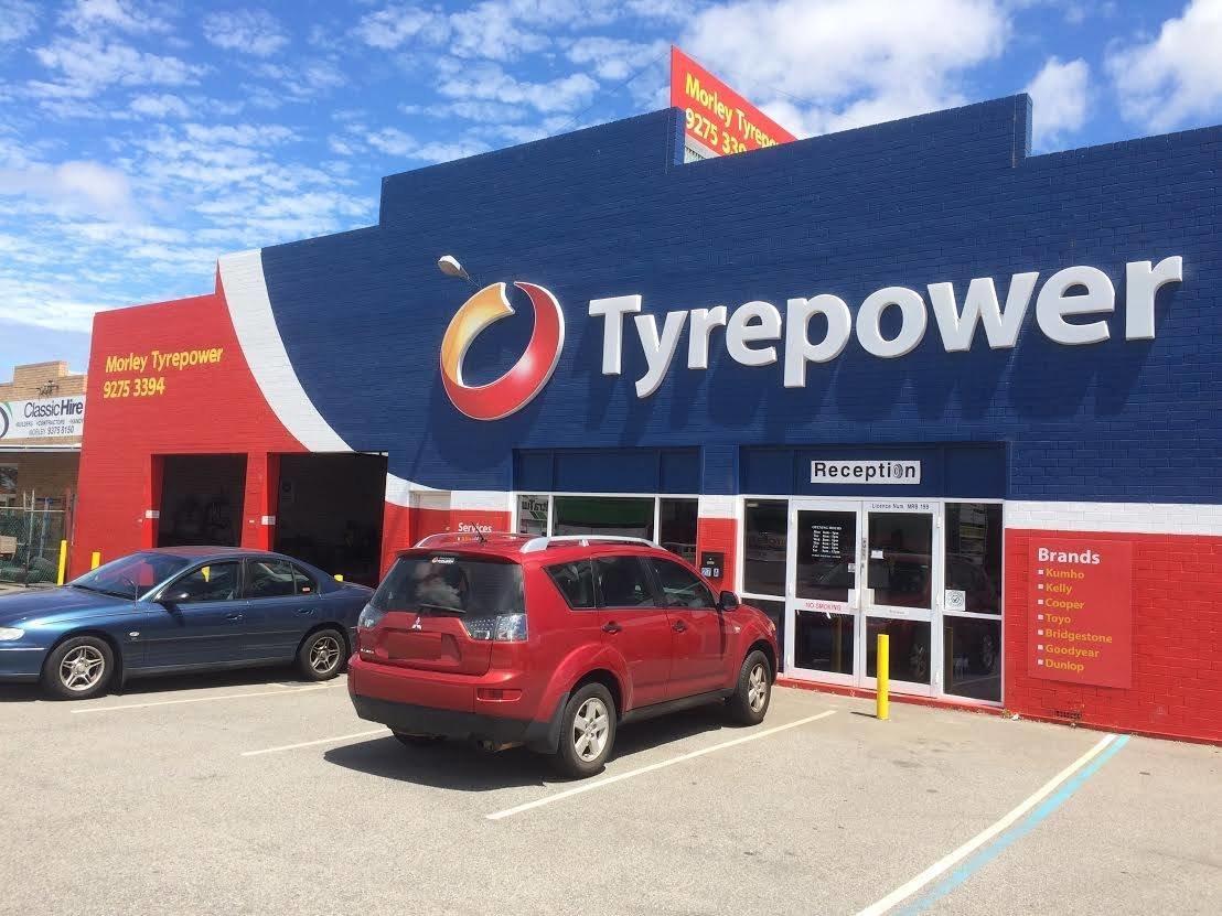 Morley Tyrepower
