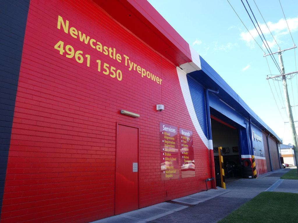 Newcastle Tyrepower