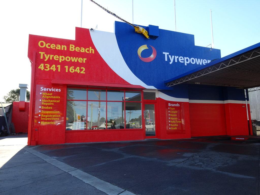 Ocean Beach Tyrepower