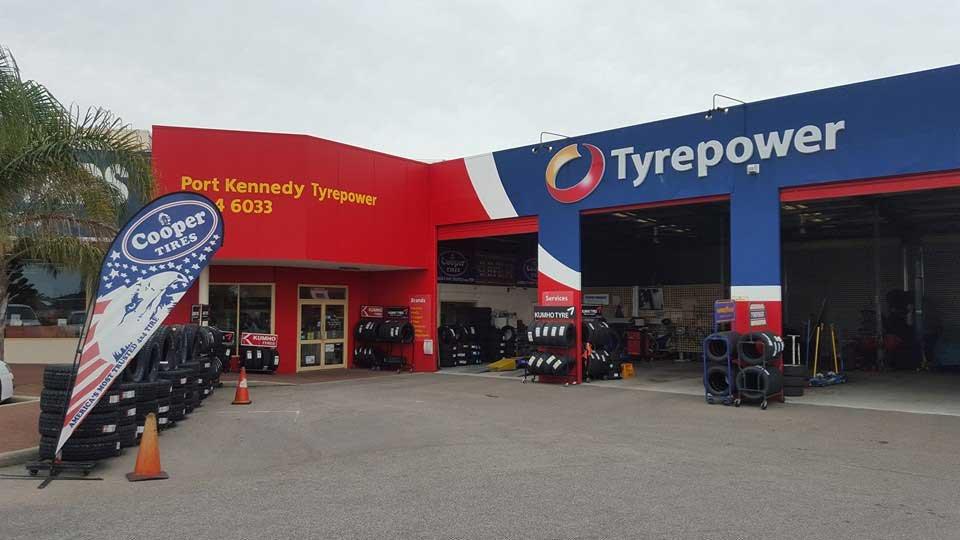 Port Kennedy Tyrepower