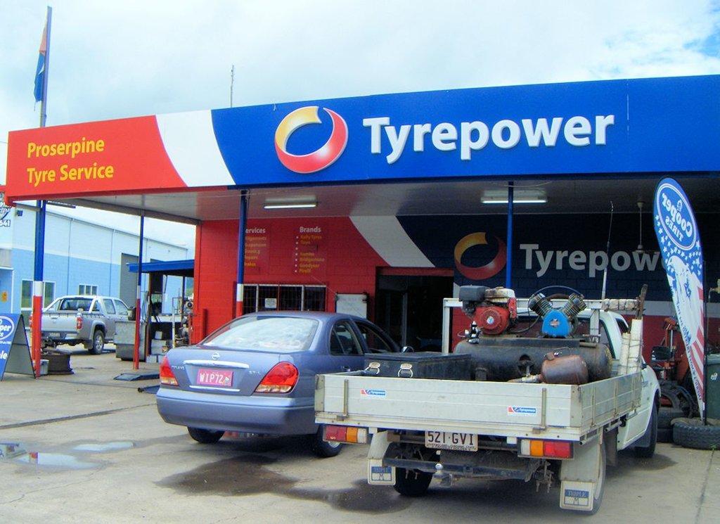 Proserpine Tyrepower