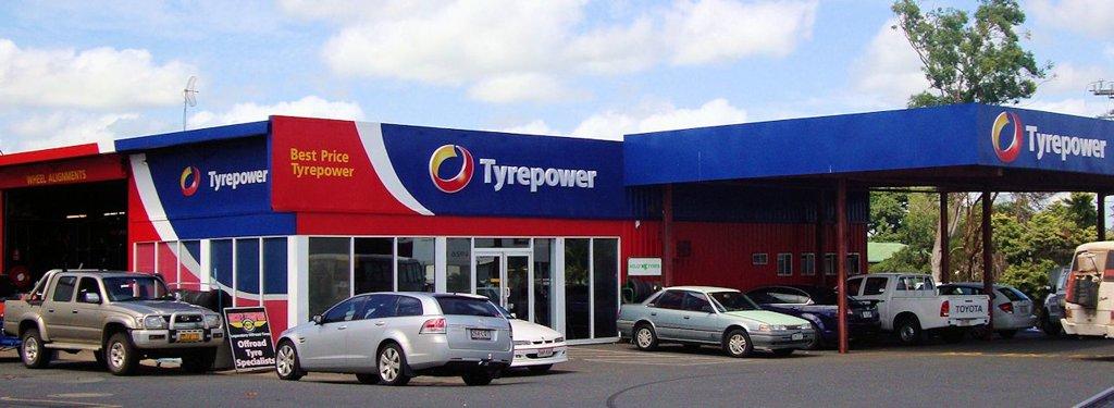Rockhampton Tyrepower