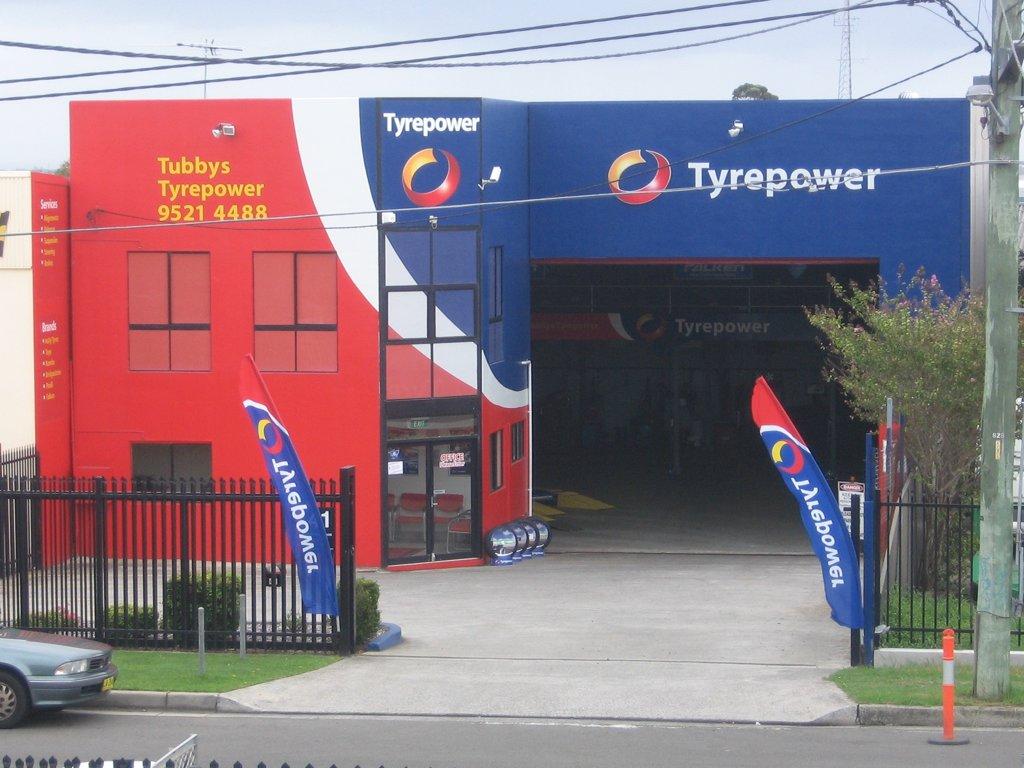 Tubbys Tyrepower
