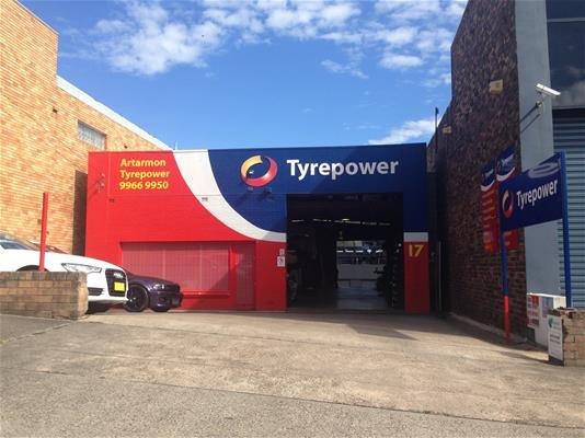 Tyrepower Artarmon