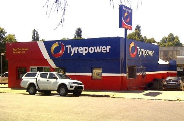 Tyrepower Bega