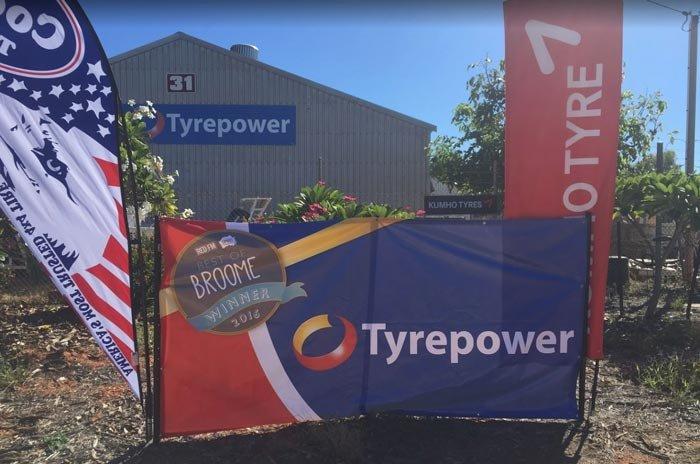 Tyrepower Broome