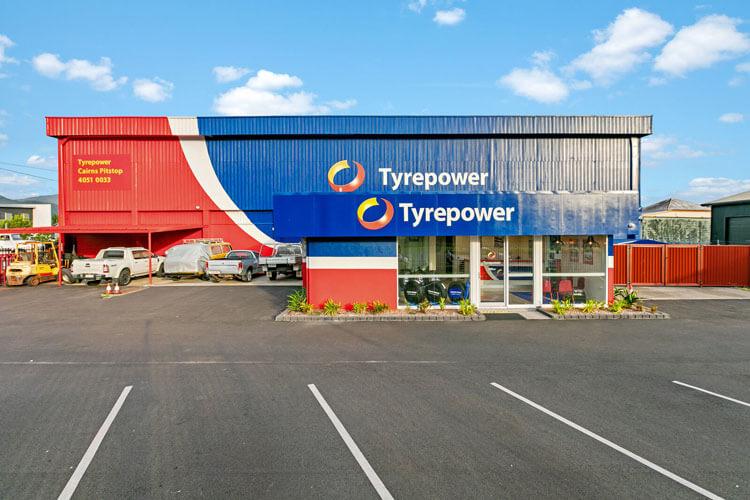 Tyrepower Cairns