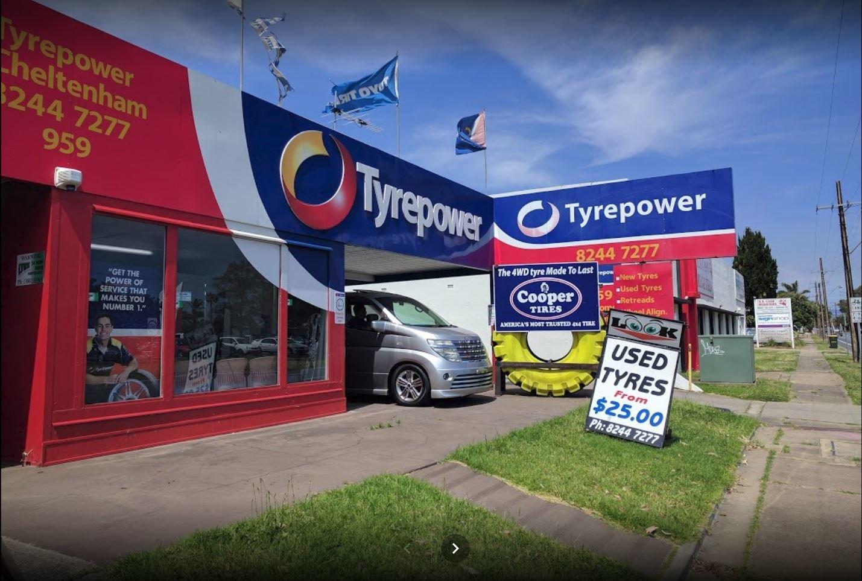 Tyrepower Cheltenham