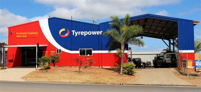 Tyrepower Cooktown