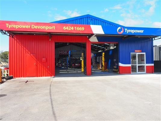 Tyrepower Devonport