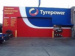 Tyrepower Diamond Creek