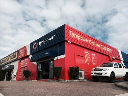 Tyrepower Gosford