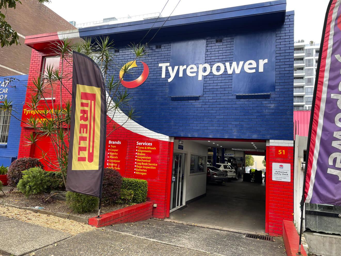 Tyrepower Hornsby