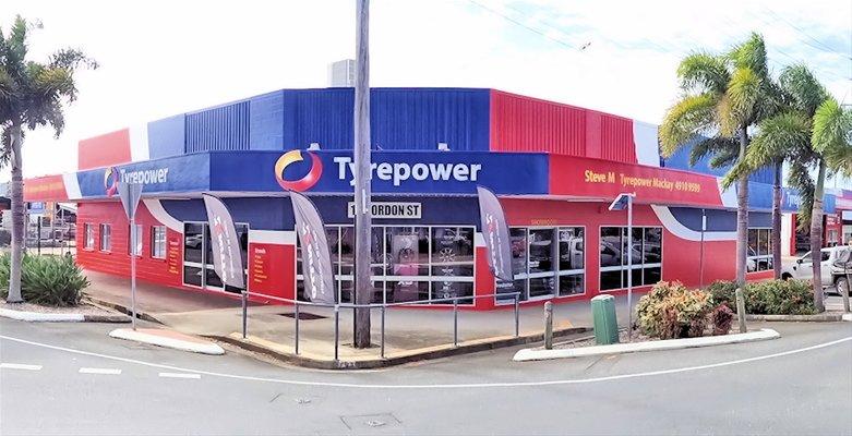 Tyrepower Mackay