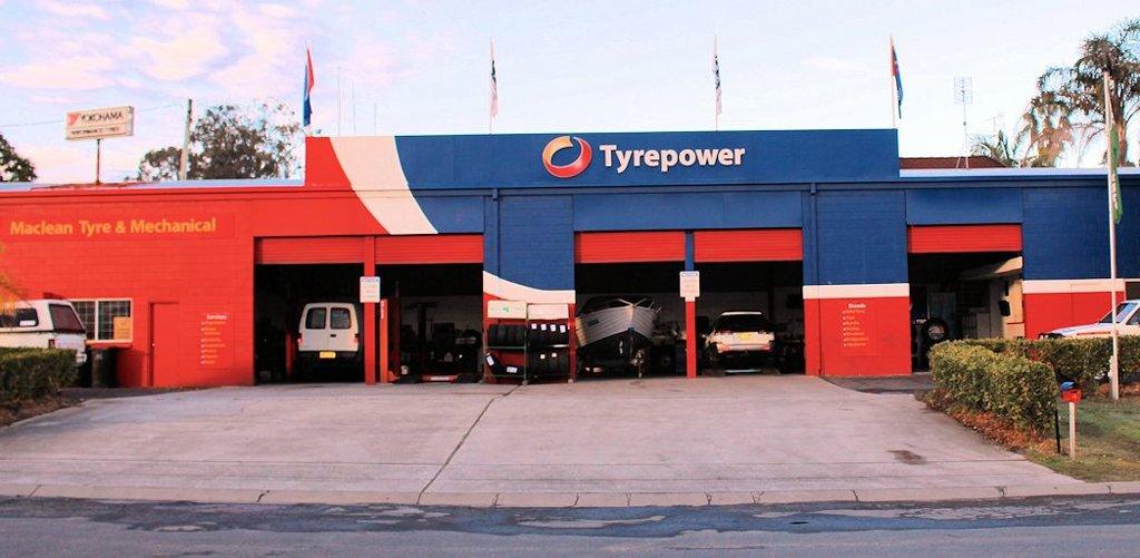 Tyrepower Maclean