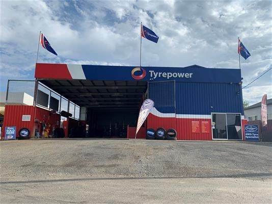 Tyrepower Monto