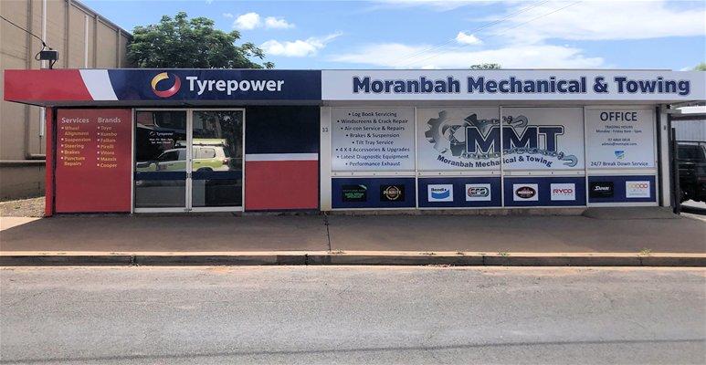 Tyrepower Moranbah