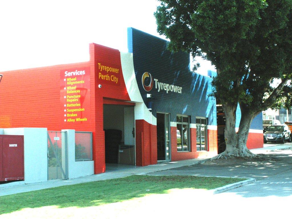 Tyrepower Perth City