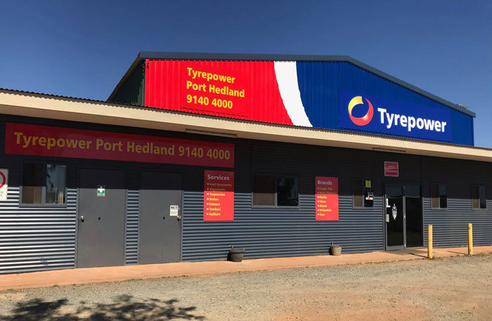 Tyrepower Port Hedland