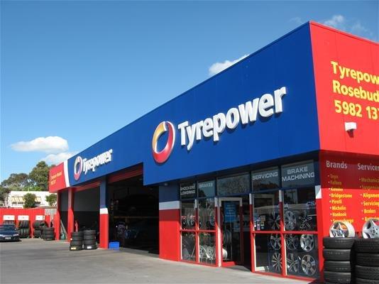 Tyrepower Rosebud