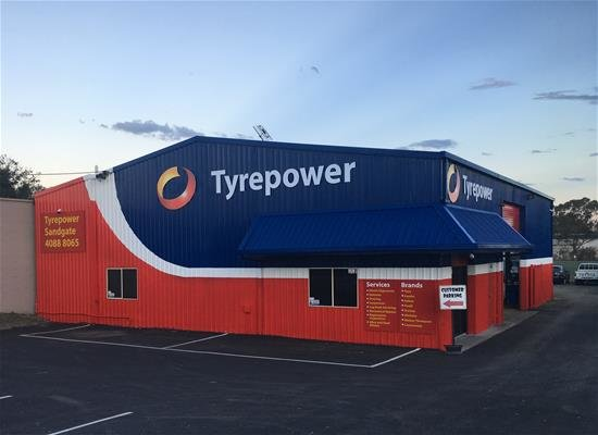 Tyrepower Sandgate
