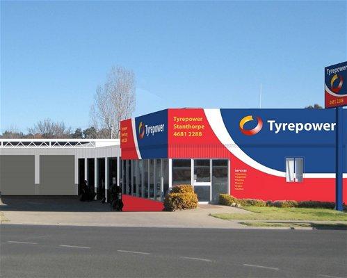 Tyrepower Stanthorpe