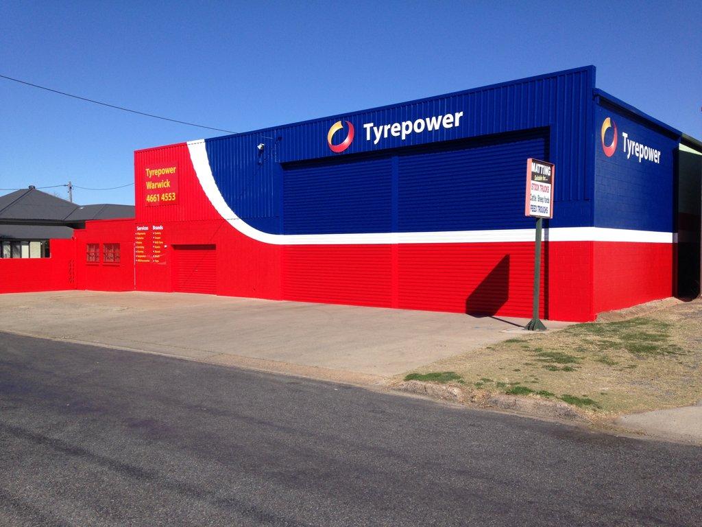 Tyrepower Warwick